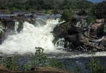 Raudales de Cachamay, Bolívar, Venezuela