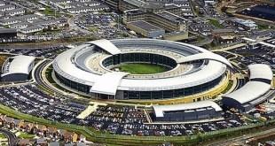 Sede de la GCHQ en Reino Unido