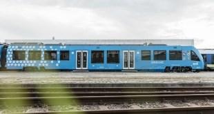 Alemania inicia la era de los trenes de hidrógeno