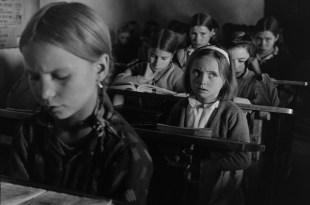 Carlos Saura: escuela de la comarca de Sanabria, Zamora. 1955