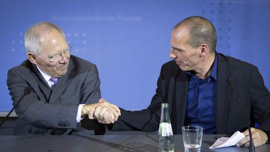 Schaeble-Varoufakis