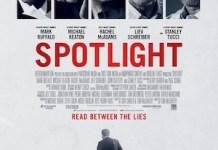 Spotlight, cartel de la película
