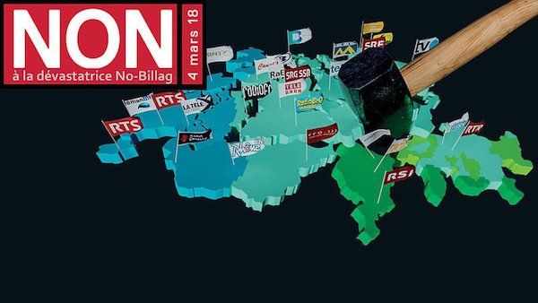 Suiza No Billag