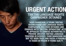Tashi Wangchuk libertad