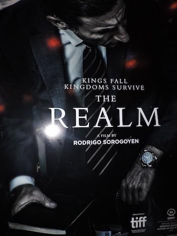 The realm Sorogoyen