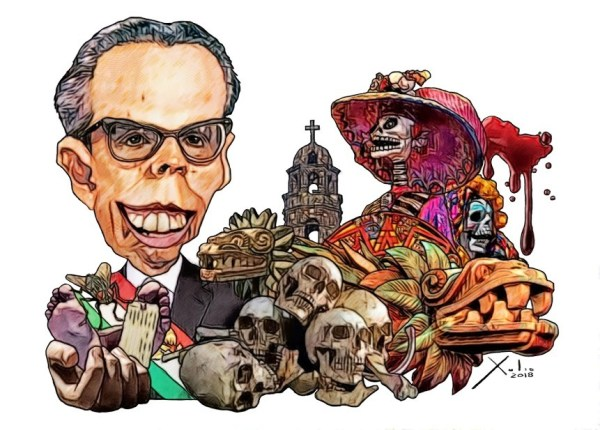 Tlatelolco por Xulio Formoso