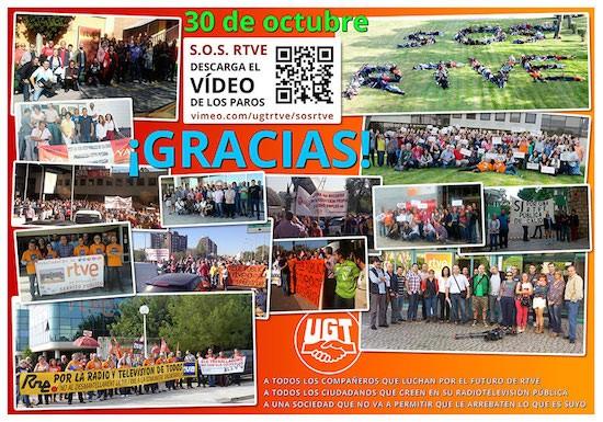 UGT-RTVE-paros-gracias