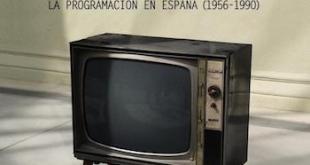 Una televisión con dos cadenas portada