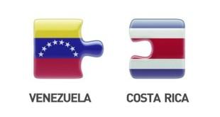 Venezuela y Costa Rica