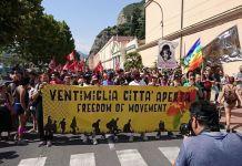 Ventimiglia Caravana Abriendo Fronteras