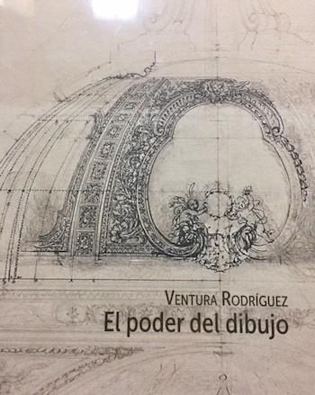 Ventura Rodriguez El poder del dibujo portada