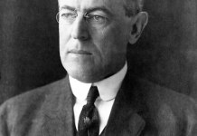 Thomas Woodrow Wilson, 1912