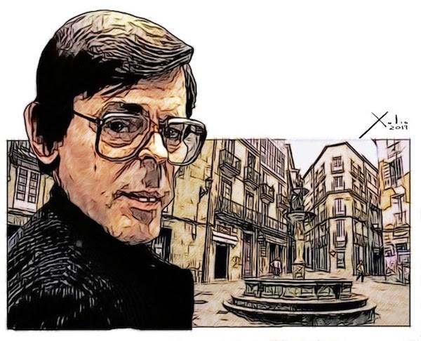 Xulio Formoso: José Ángel Valente