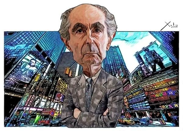 Xulio Formoso: Philip Roth
