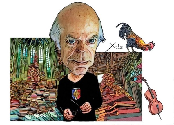 Xulio Formoso. Pascal Quignard