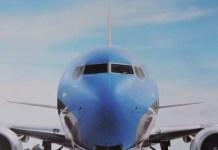 Cartel de Aerolíneas Argentinas