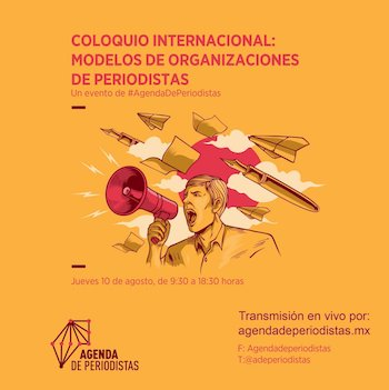 Agenda De Periodistas, cartel