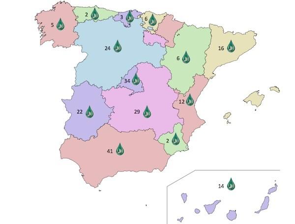 España necesita invertir 5000 millones en depuración de aguas