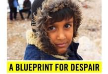 "Portada del informe ""A Blueprint for Despair"" de Amnistía Internacional."