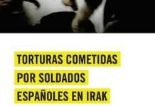Portada del informe de Amnistía Internacional sobre torturas en Irak por parte de soldados españoles