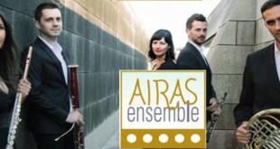 Airas Ensemble: reivindicación de los instrumentos de viento