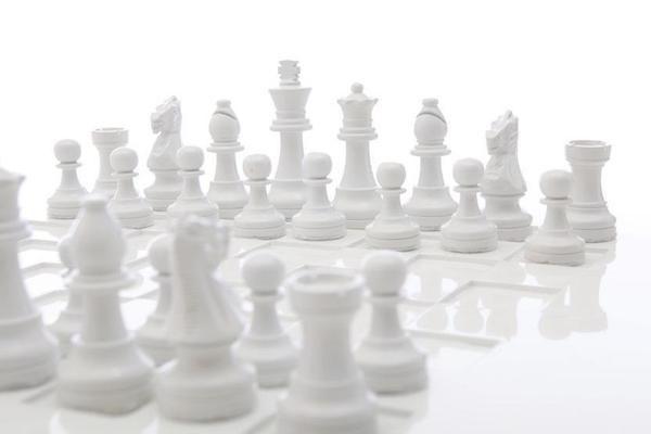 Yoko Ono: ajedrez blanco