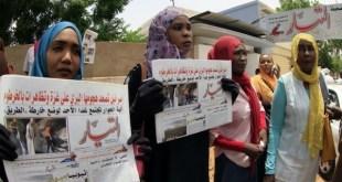 Periódicos incautados y huelga general en Sudán