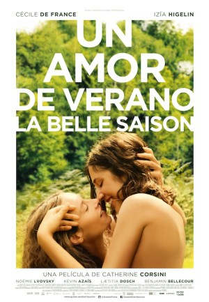 "Póster de ""Un amor de verano"""