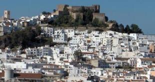 Conjunto histórico de Salobreña, Granada, Andalucía