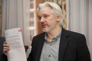 Julian Assange: hubo sexo consentido y agradable con SW