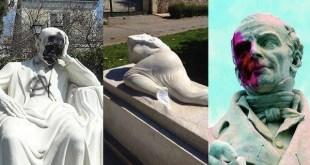 Atenas: niños de primaria adoptan esculturas públicas