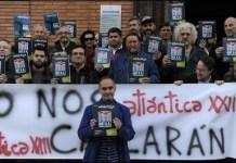 Campaña de solidaridad con la revista asturiana Atlántica XXII