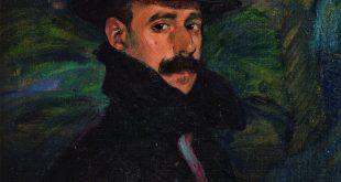 Ignacio Zuloaga, Autorretrato 1908. Fundación Mapfre. Madrid