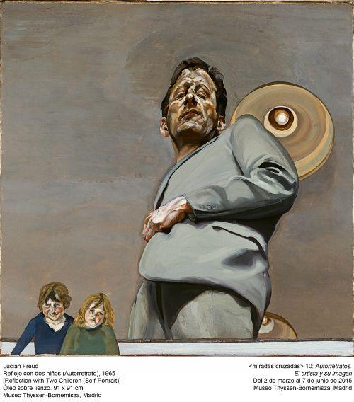 autorretratos-Freud