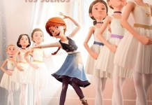 Ballerina, póster de la película