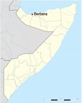 berbera-mapa