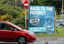 Campaña por el no al brexit