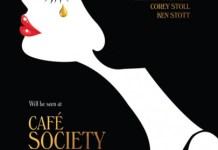 Cartel de Café Society, de Woody Allen