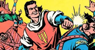 """EL Capitán Trueno, o los tiempos de """"nuestro florido pensil"""""""