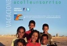 Cartel de Vacaciones en Paz de CEAS-Sahara