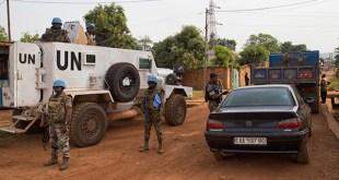 Amnistia: cascos azules violan a una joven en República Centroafricana