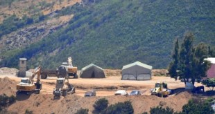 Marruecos blinda los bosques cercanos a la valla de Ceuta