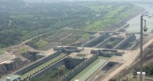 Yangtsé: esclusas de las Tres Gargantas