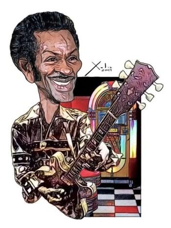 Xulio Formoso: Chuck Berry