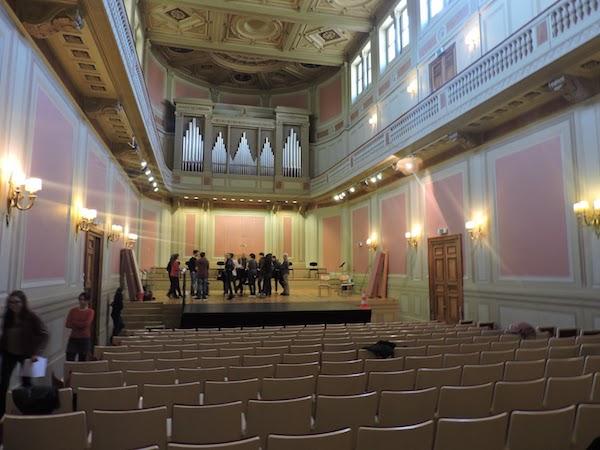 Adriana Bianco: Conservatorio de Música de Ginebra