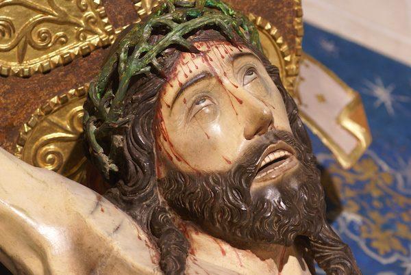 Gil De Siloe Y El Santo Cristo De Teresa De Jesus Periodistas En
