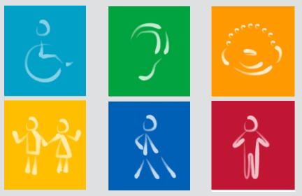 """Diversidad funcional no, """"personas con discapacidad"""""""