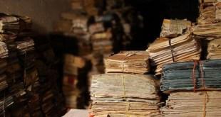 Los documentos históricos, las fuentes para escribir la Historia