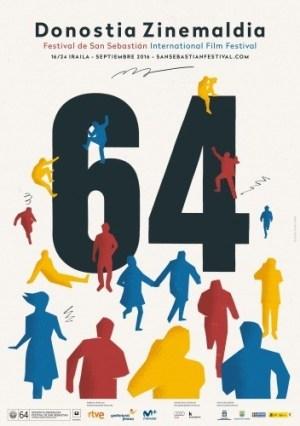 Donostia 64, cartel