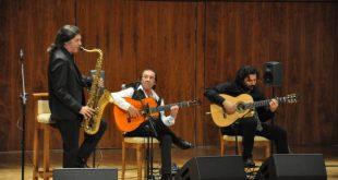 Jorge Pardo y Pepe Habichuela en Flamenco sin Fronteras